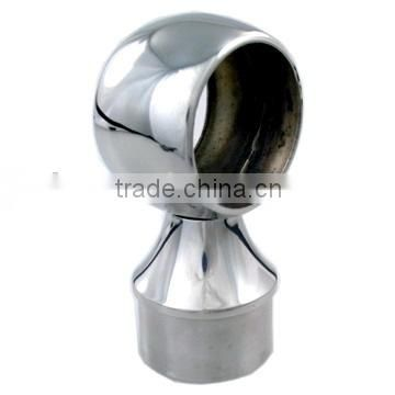 SS/Stainless Steel Perpendicular Joiner Through Ring
