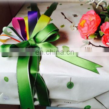 wholesale ribbon flower for gift packing