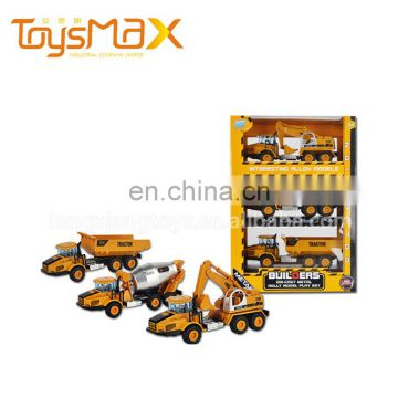 Novel Metal Function Toy Farm Alloy Truck Set