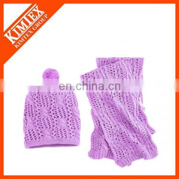 Wholesale hand knitted baby sets