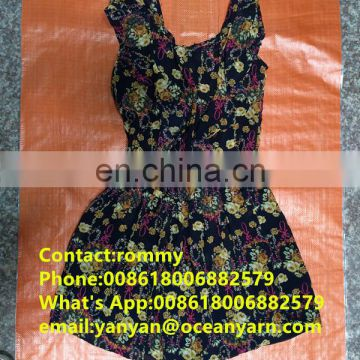 first class quality summer used clothing for buyer