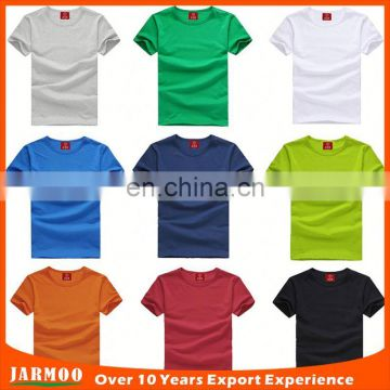 Promotional colorful sportswear custom sports tshirts for events