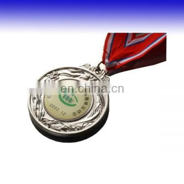 ribbon custom made medallions with lanyard