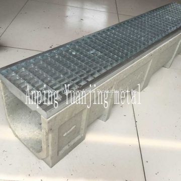 Polymer Concrete Drainage Channel and Pit
