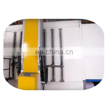 Automatic aluminum profiles powder coating production line machine