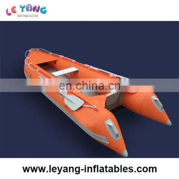 2 Persons Kayak Boat For Sea / Inflatable Boat / Al Floor Inflatable Kayak Boat