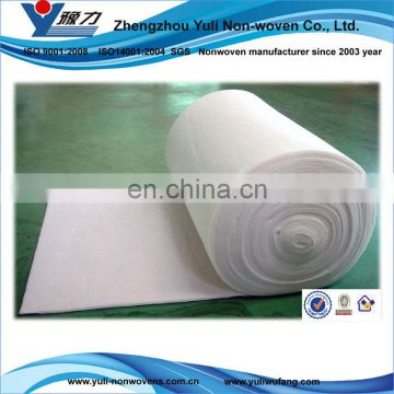 Far Infrared Nonwoven wadding for keeping warm