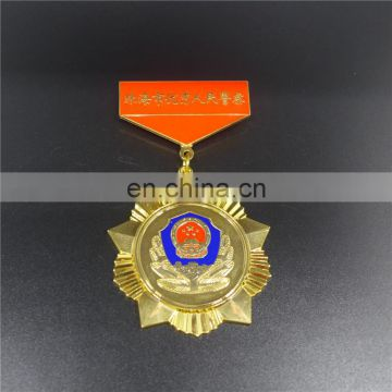 Top sale iron custom size pvc badge holder