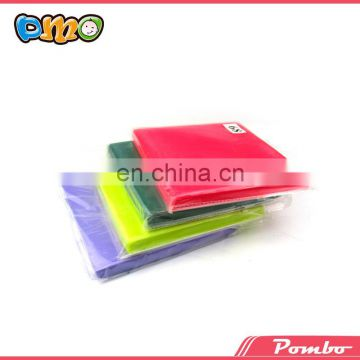 Neon color wholesale educational polymer clay