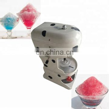 High quality cheap electric shaved ice machine