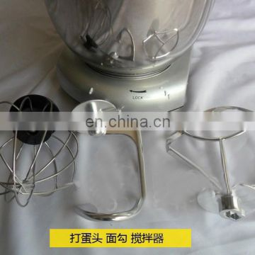 5L Multifunctional Milk Blender Egg Dough Mixer for Bakery