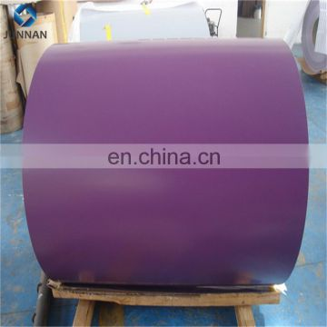 coating prepainted ppgi color coated hot dipped galvanized steel coil, painted