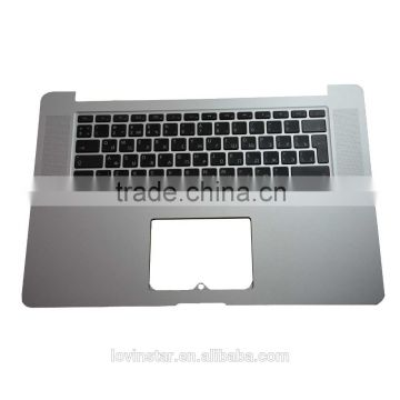 Hot Helling Top case with keyboard 2013 Russian layout For Apple MacBook pro retina A1398