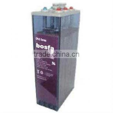 OPzS battery 2v 1875ah 2v1875ah explosion-proof battery 15 year life battery
