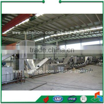Food Processing Line for Dehydration Food Production