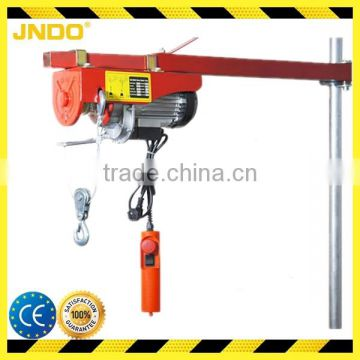 600kg mini lifting hoist used for mining