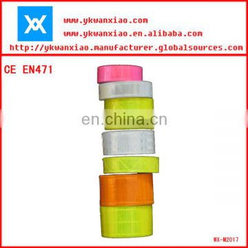 reflective tape to vehicle for car/shoes/gags/gloves/clothing