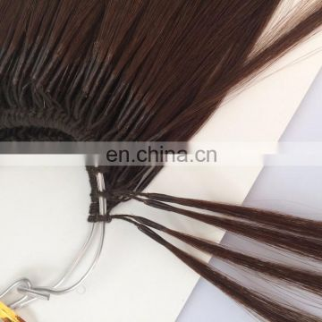 Factory Wholesale Korea Knotted With Two Strands Hair Cotton Thread Hair Extension