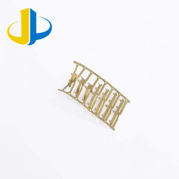 Customer Design Nickel  Metal Stamping Parts Laser Cutting