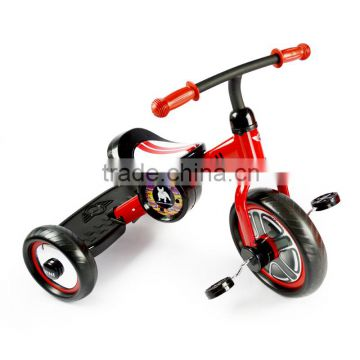 RASTAR MINI licensed Hot selling steel 10 inch baby tricycle price