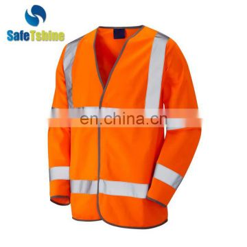 hi-vis industrial safety work wear