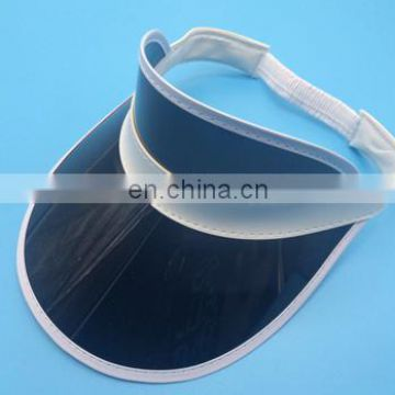 Wholesale plastic football visor avaliable with customer brand