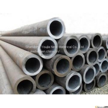 Seamless Steel Pipe Cold Deformed Galvanized Iron Round Tubes