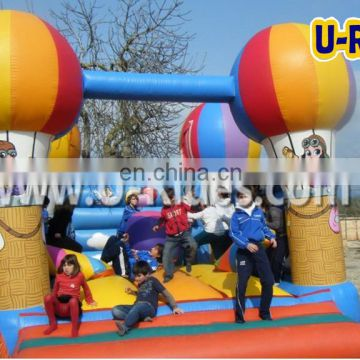 balloon inflatable bouncer