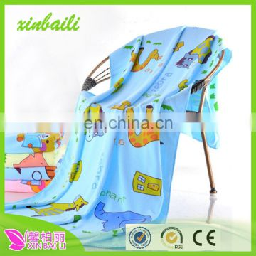wholesale summer Printed animal microfiber beach towel