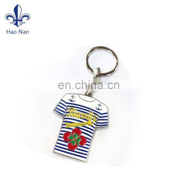 Custom Keychian Leather Key Chain Keyring Metal Car