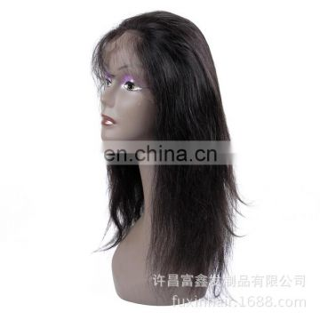 lace frontal with 360 lace band human hair lace frontal piece wholesale hair