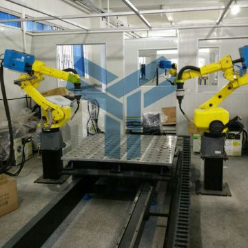 Robot Modular Welding Table 2D Welding Table
