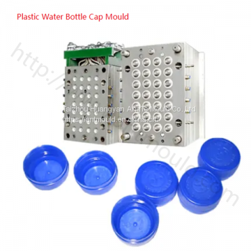 Water Medical Oil Cosmetic Plastic PE Injection Bottle Cap Mould Plastic Mineral Water Cap Mould