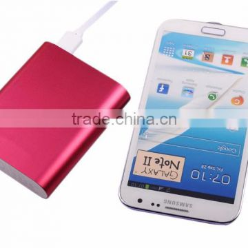 2015 new products of Manufacturer hot sale 11200mAh mobile power bank