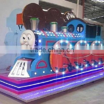 Shopping mall kiddie ride mini locomotives rides small amusement rides