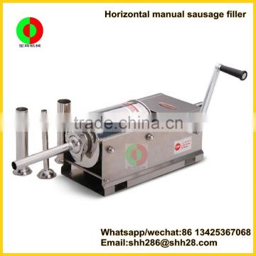 Cheap industrial professional manual sausage filling machine sausage stuffer