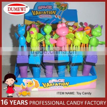 New Design Animal Toy Candy/ Pressed Candy