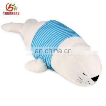 Best Made Cute Stuffed Sea Animals Seal Toy Custom Baby Soft Plush Seal Pillow Toys