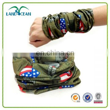 Wholesale Microfiber Multifunctional Seamless Tube Bandana
