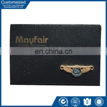 Genuine Leather Label For Garment