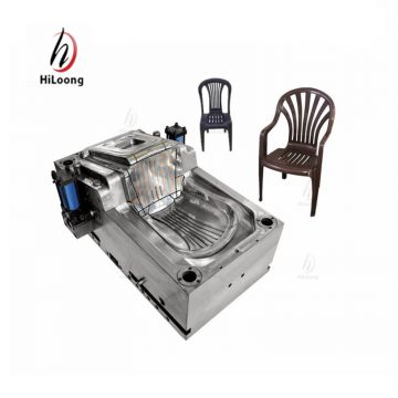 plastic injection molding taizhou supplier chair injection mould
