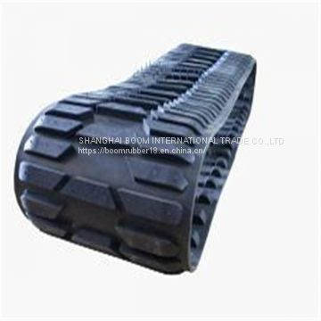 Supply The Popular Rubber Track for The Snowmobile Using (381*79.5*66)