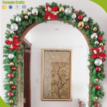Item Name  Shopping mall Gate Decoration Christmas Arched Door Street Festival Decoration  Product Description Gate tree