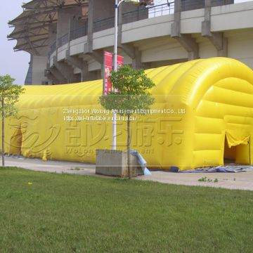 Best PVC tent inflatable, customized inflatable tent for sale