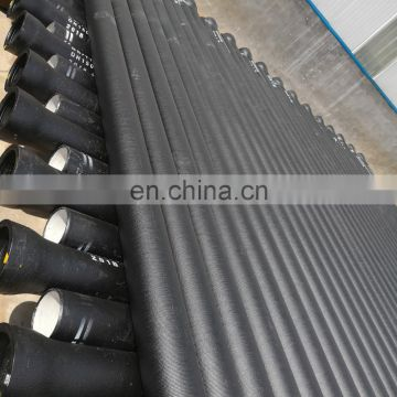 Fire fighting 150mm Ductile Iron Pipes Ductile Iron Tube