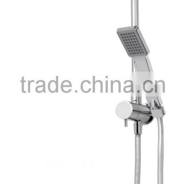 Complete Thermostatic Bath Hand Tub and Shower Head Wall Mixer Sets NingBo Hand Combination Shower Spare Parts Names