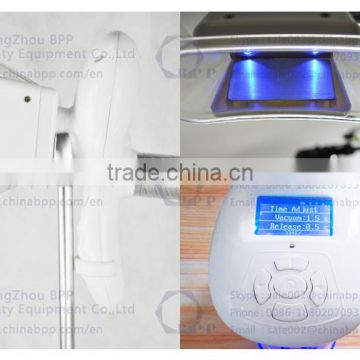 Ultrasonic Vaccum Cavitation RF Laser Freckle Removal Body Shaping Wrinkles Around Eyes Remover Lipolysis Body Slimming Machine 100J