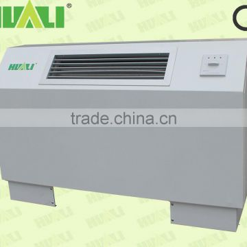 New Floor standing Vertical Expose Fan Coil Unit For Central Air Conditioning