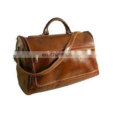 Duffle Leather  Bags 1717