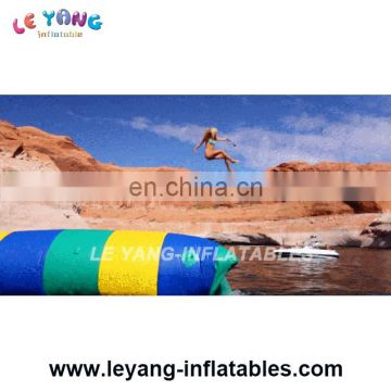 26' Inflatable Jumping Water Blob Launch For Water Sports